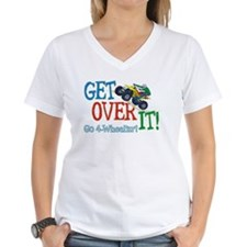 Get Over It - 4 Wheeling Shirt