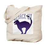 Attack Cat Tote Bag