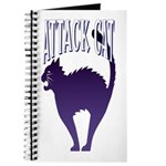 Attack Cat Journal