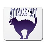 Attack Cat Mousepad