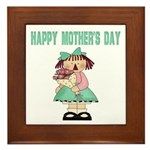 Mother's Day Framed Tile