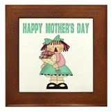 Mother's Day Framed Tile