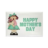 Mother's Day Rectangle Magnet (10 pack)