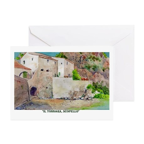 Italian language greeting cards(Pk of 10)