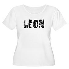 Leon Faded (Black) T-Shirt