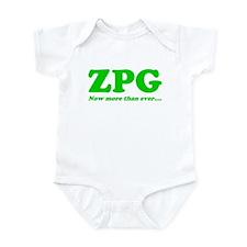 ZPG Infant Bodysuit