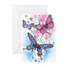 Butterfly Dreams Greeting Cards (Pk of 20)