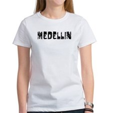 Medellin Faded (Black) Tee