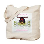 Campaigning for democracy, Tote Bag