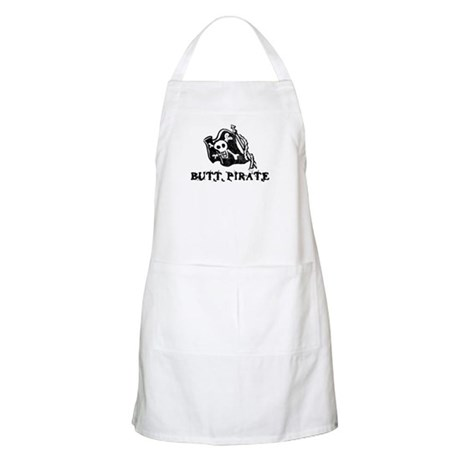 Butt Pirate BBQ Apron
