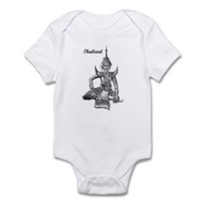 Vintage Thailand Infant Bodysuit