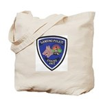 Lansing PD Canine Tote Bag