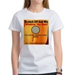 Scratch Off And Win Whatever Women's T-Shirt