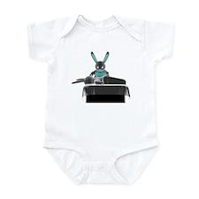 Bunny Massage Infant Bodysuit