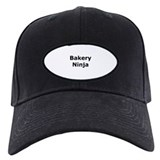 Bakery Ninja Baseball Hat