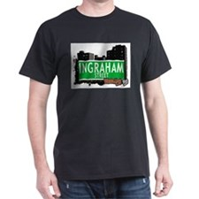 INGRAHAM STREET, BROOKLYN, NYC T-Shirt