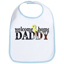 Welcome Home Daddy, Flag Desi Bib
