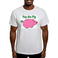 Funny Piggy bank T-Shirt