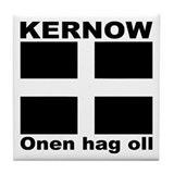 Kernow Tile Coaster