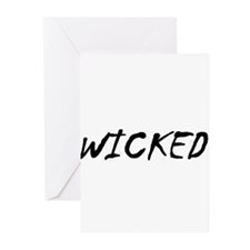 Cute Wicked Greeting Cards (Pk of 20)