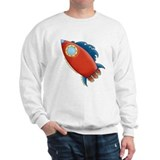 Cute Rocket Picture 2 Sweatshirt