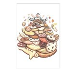 Cookie Art Postcards 8 pack Cookie Art Cards