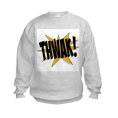 THWAK! Kids Sweatshirt