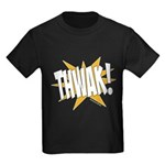 THWAK! Kids Dark T-Shirt