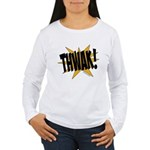 THWAK! Women's Long Sleeve T-Shirt