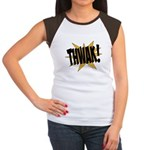 THWAK! Women's Cap Sleeve T-Shirt