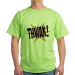 THWAK! Green T-Shirt