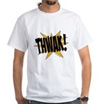 THWAK! White T-Shirt