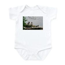 Mallard ducks Infants Creeper