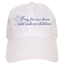 Pray children (hand) Baseball Cap