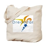 Dreamfar New Shool-Old School Tote Bag