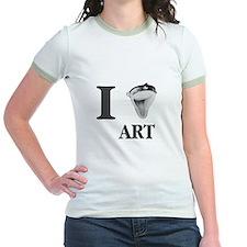 I Love Art-Duchamp T