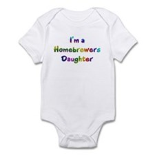 Kids - Daughter Infant Bodysuit