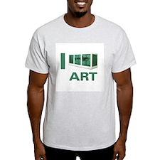 I Love Art-Hirst T-Shirt