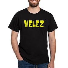 Velez Faded (Gold) T-Shirt