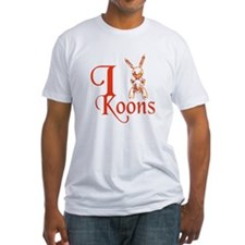 I Love Koons Shirt