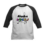 Alaska Rocks Tee