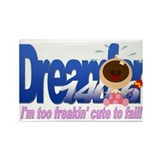 Dreamfar 140.6 Rectangle Magnet (10 pack)