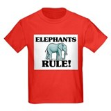 Elephants Rule! T