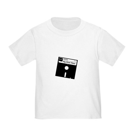 My First Time Toddler T-Shirt