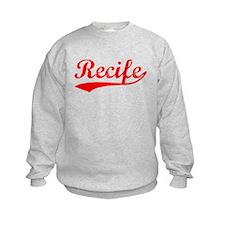 Vintage Recife (Red) Sweatshirt