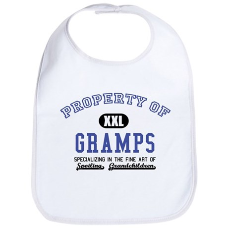 Property of Gramps Bib