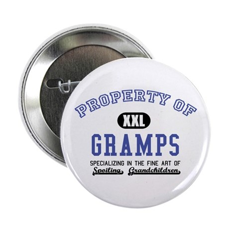 "Property of Gramps 2.25"" Button (10 pack)"