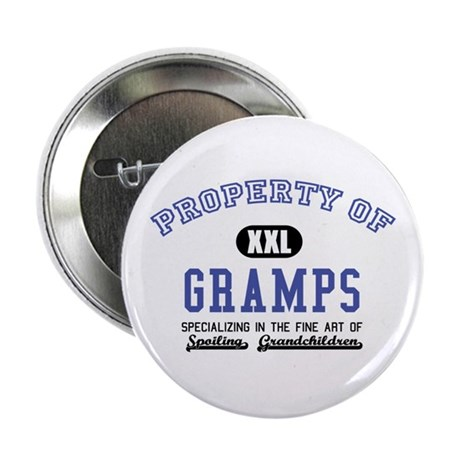 "Property of Gramps 2.25"" Button"