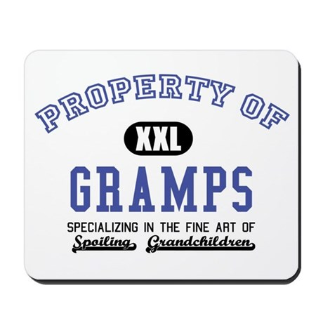 Property of Gramps Mousepad