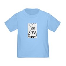 muffin man toddler shirt